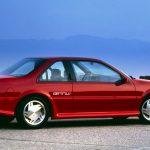 Chevrolet Beretta GT y GTU: 1989 a 1991 en Chile. 65 unidades vendidas