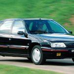 Citroën ZX Volcane: 1991 a 1994 en Chile, con un total de 266 unidades vendidas