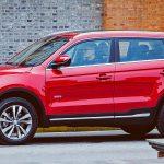Geely reingresa a Chile con el Sedán Emgrand7 y los SUV GS y X7 Sport
