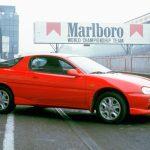 Mazda MX-3: 1993 a 1995 en Chile, con un total de 104 unidades vendidas