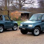 Suzuki Vitara: Revolución todoterreno. 14.106 unidades vendidas en Chile.