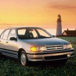 Toyota Tercel de cuarta generación: 1990 a 1994 en Chile. 13.207 unidades vendidas