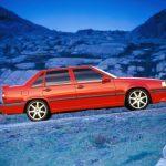 Volvo 850: El modelo que rompió los paradigmas de la marca. 1992 a 1998 en Chile.