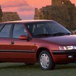 Daewoo Espero: 1992 a 2000 en Chile, con 10.065 unidades comercializadas.