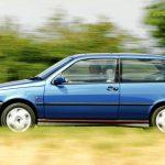 FIAT Tipo: 1990 a 1996 en Chile, carrocerías 3 y 5 puertas, con un total de 1.460 unidades vendidas