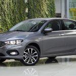 Fiat Tipo 2019 debuta en Chile en carrocería Sedán, motorización 1.6L de 110 CV