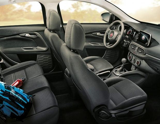 Fiat Tipo 2019
