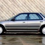 Honda Integra Segunda Generación: 1991 a 1994 en Chile. 894 Unidades vendidas
