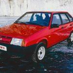 Lada Samara: 1988-1997 en Chile