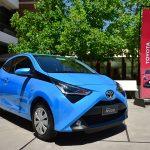Toyota Aygo debuta en Chile: Modelo 2019 ingresa en 5 versiones