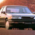Mazda 929 de cuarta generación: 1987 a 1991 en Chile. 327 unidades vendidas