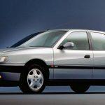 Renault Safrane: El lujoso y desconocido modelo francés que arribó a Chile el año 1992
