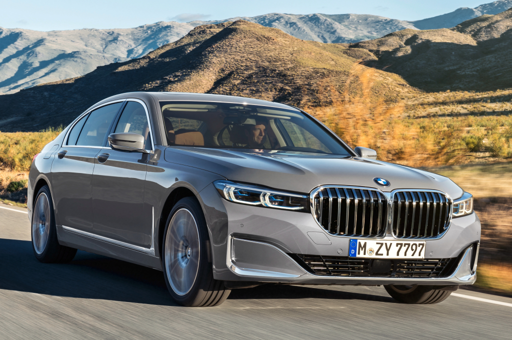 BMW Serie 7 2019