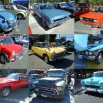 Expo Vintage Cars lll Buin Enero 2019