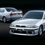 Nissan Primera P11 en Chile: 1997 a 2003, con 3.416 unidades vendidas
