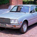 Toyota Corona Quinta Generación Fase ll: 1977 a 1980 en Chile