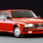 Alfa Romeo 75: 1986 a 1991 en Chile, con un total de 74 unidades vendidas