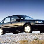 Opel Vectra A: 1990 a 1996 en Chile, tres opciones de motorización