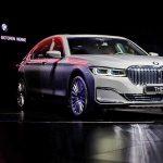 BMW Serie 7 2019: El buque insignia presenta su nueva cara