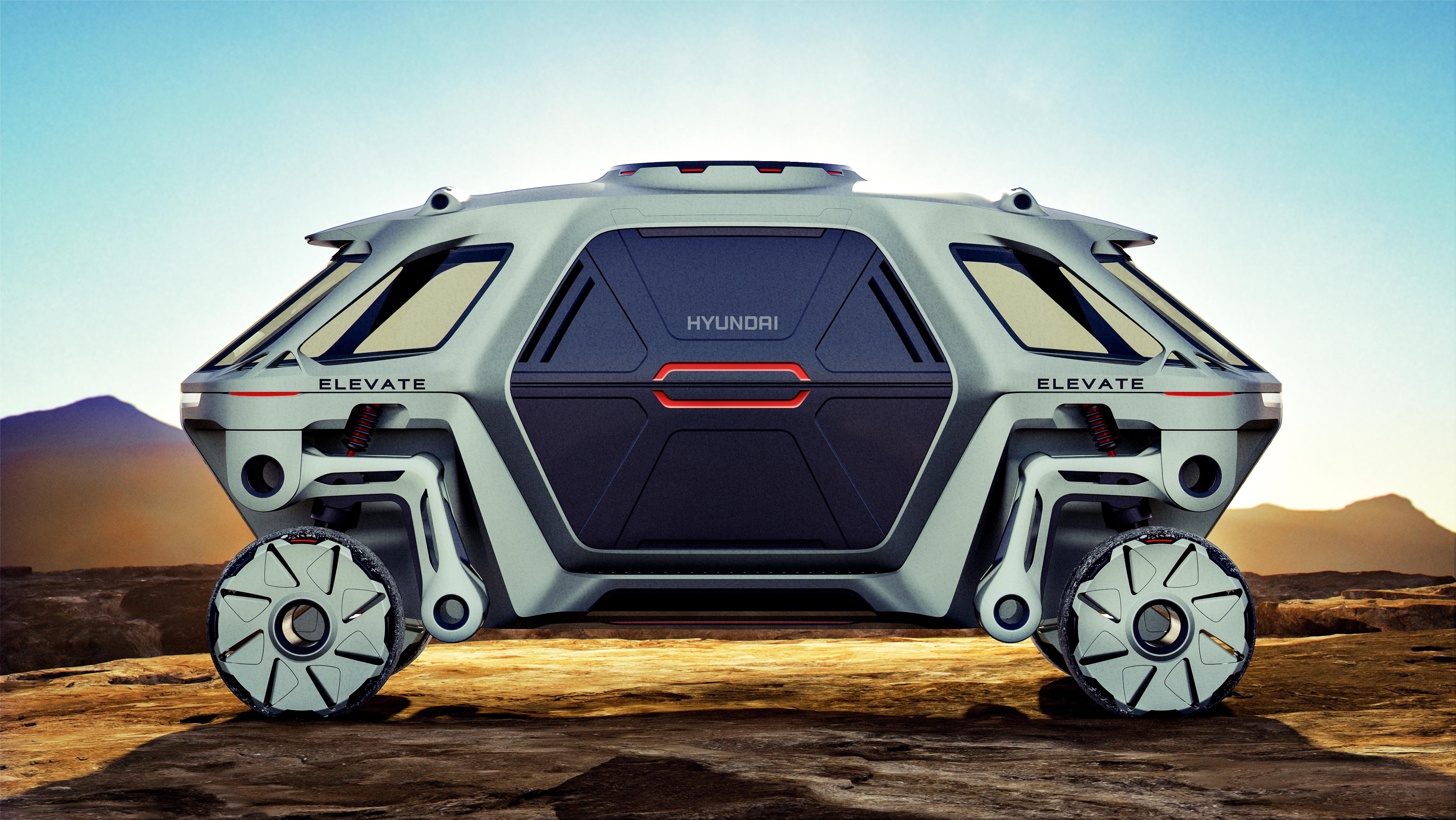Hyundai Elevate Prototipo