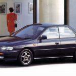 Subaru Impreza GX Sedán: Estreno en Chile abril de 1993