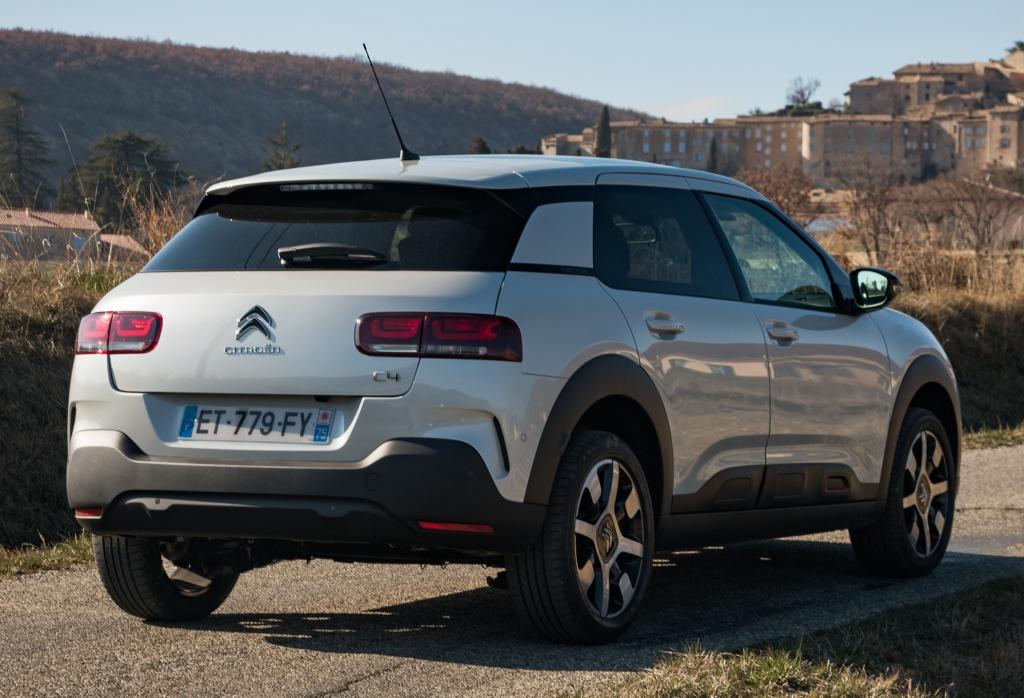 Citroën C4 Cactus 2019: Estreno en Chile - VeoAutos.cl
